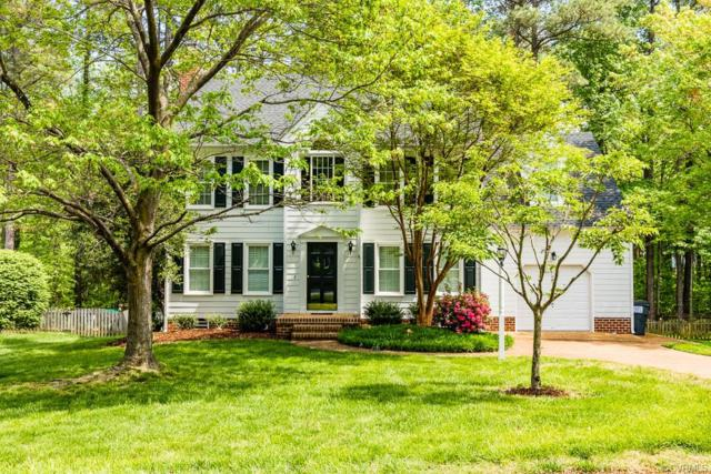 5908 Park Forest Lane, Glen Allen, VA 23059 (MLS #1913746) :: EXIT First Realty