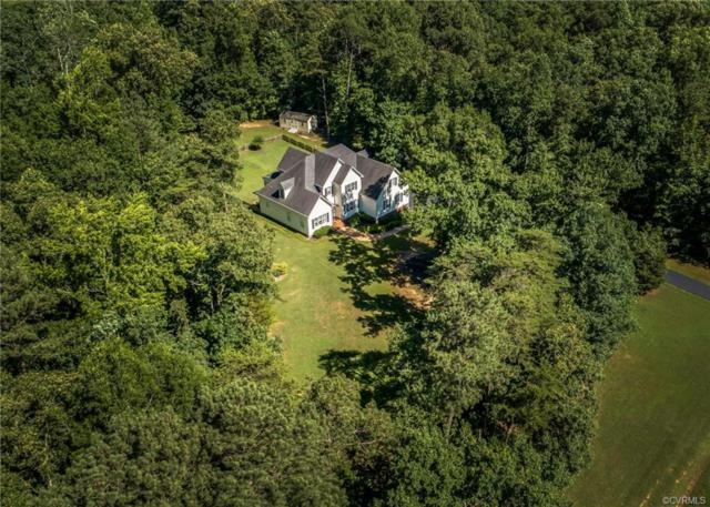 3132 French Hill Drive, Powhatan, VA 23139 (#1919501) :: Abbitt Realty Co.