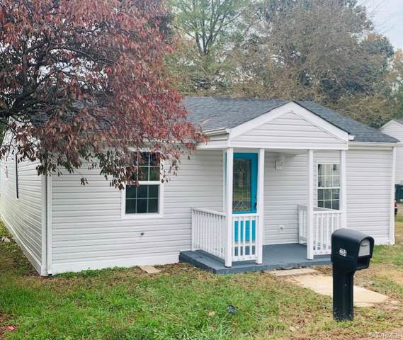 204 Evergreen Avenue, Henrico, VA 23223 (MLS #1936364) :: The RVA Group Realty