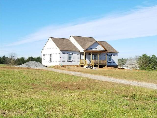 1911 E Courthouse Road, Blackstone, VA 23824 (MLS #2010092) :: The Redux Group