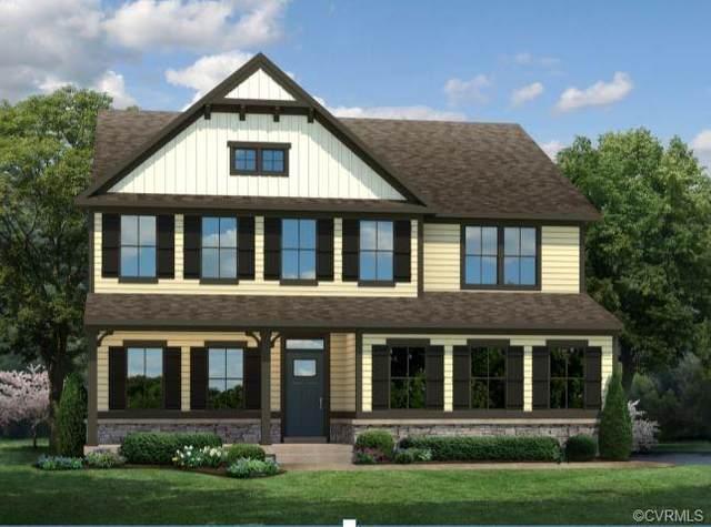 4754 Hepler Ridge Way, Glen Allen, VA 23059 (MLS #2013492) :: Small & Associates