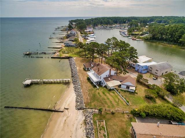 624 Riverside Drive, Deltaville, VA 23043 (MLS #2020993) :: Small & Associates
