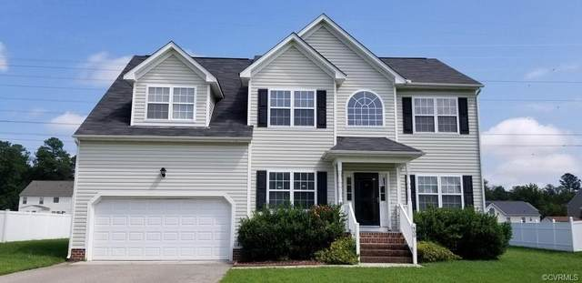 400 Tralee Drive, Chester, VA 23836 (MLS #2024755) :: The Redux Group