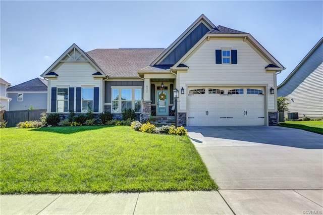 8235 Washburn Court, Mechanicsville, VA 23116 (MLS #2030068) :: Treehouse Realty VA