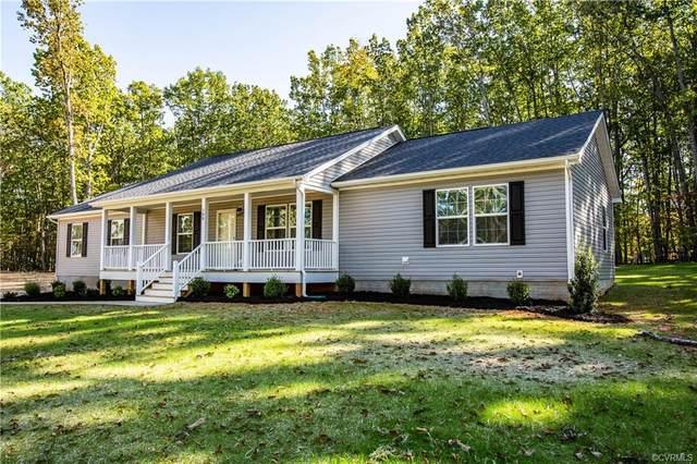 100 Evan Lane, Louisa, VA 23093 (MLS #2030144) :: Treehouse Realty VA