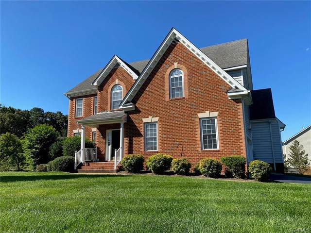 8045 Lake Haven Drive, Mechanicsville, VA 23111 (MLS #2030397) :: The Redux Group