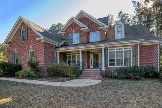 5106 Kings Pond Court, Providence Forge, VA 23140 (MLS #2031164) :: The Redux Group