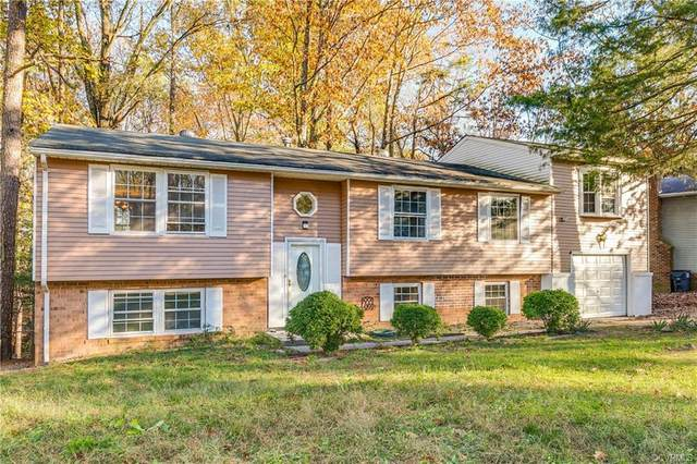 115 Carbe Court, North Chesterfield, VA 23236 (MLS #2032414) :: The Redux Group