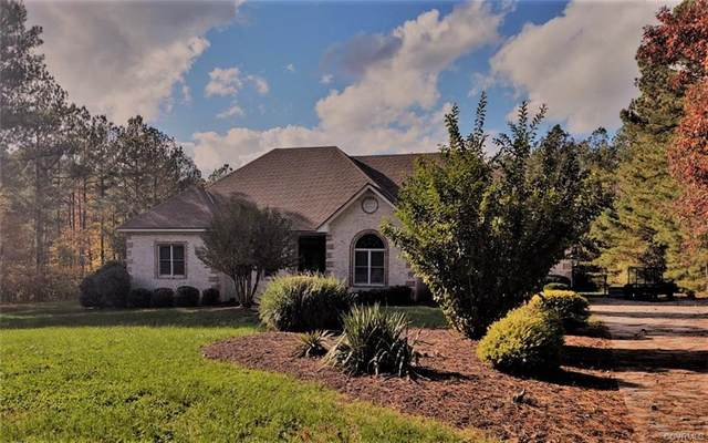 11832 Second Branch Road, Chesterfield, VA 23838 (MLS #2032565) :: The Redux Group