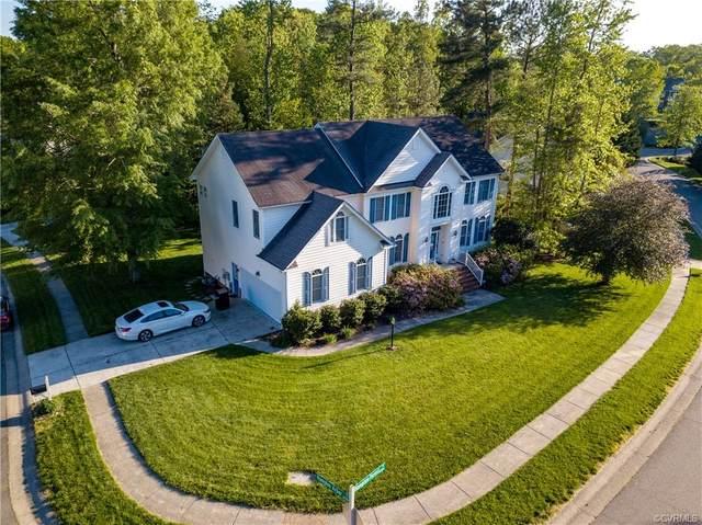 7900 Hampton Arbor Circle, Chesterfield, VA 23832 (MLS #2033034) :: Small & Associates