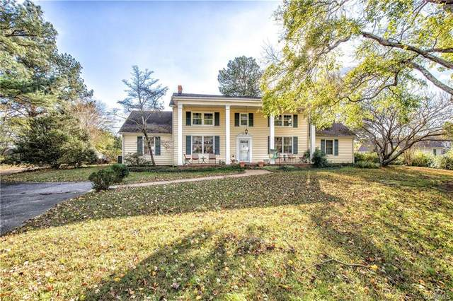 20213 Cox Road, Sutherland, VA 23885 (MLS #2034046) :: Treehouse Realty VA