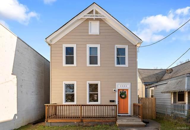 2904 Hull Street, Richmond, VA 23224 (MLS #2036870) :: Village Concepts Realty Group