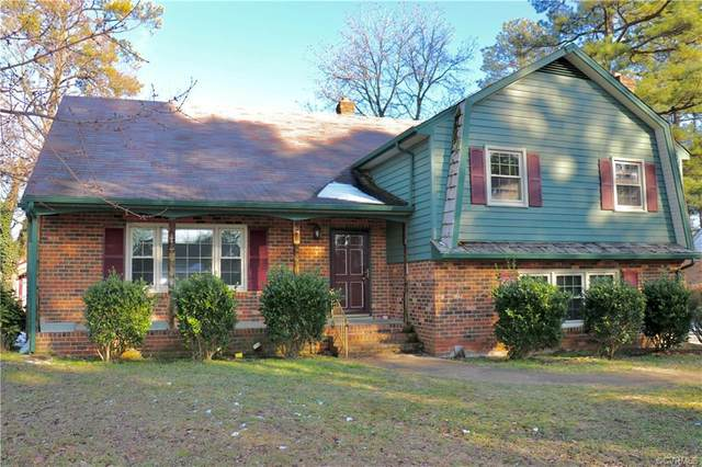 7927 Chowning Road, Henrico, VA 23294 (#2103225) :: The Bell Tower Real Estate Team