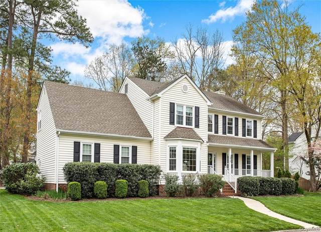 2815 Hampton Woods Drive, Henrico, VA 23233 (MLS #2109708) :: Village Concepts Realty Group
