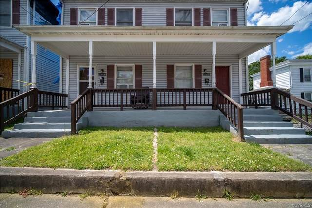 21404 Chesterfield Avenue, Chesterfield, VA 23803 (MLS #2110434) :: Small & Associates