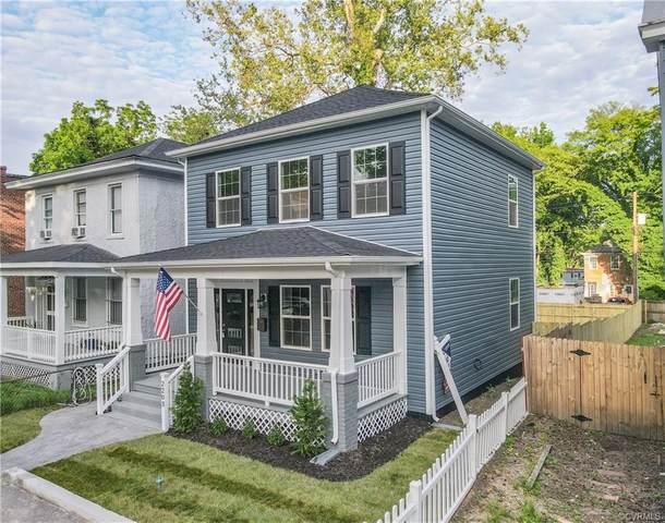 2203 4th Avenue, Richmond, VA 23222 (#2111574) :: Abbitt Realty Co.