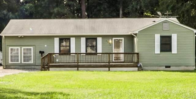 557 Taliaferro Road, Newport News, VA 23603 (MLS #2121183) :: EXIT First Realty