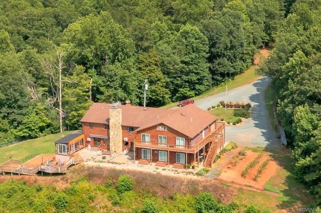 3057 White Rock Road, Scottsville, VA 24590 (MLS #2121953) :: Village Concepts Realty Group