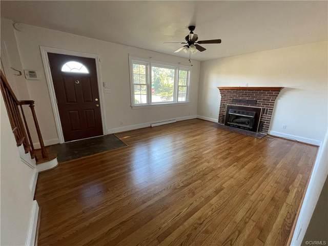 2807 Lee Street, Hopewell, VA 23860 (MLS #2122859) :: Treehouse Realty VA