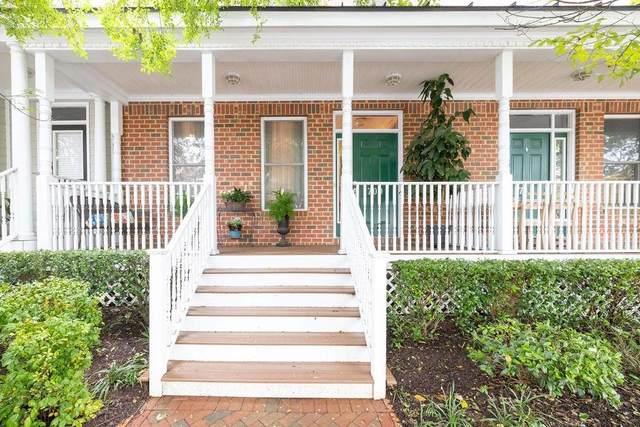 709 S Laurel Street #709, Richmond, VA 23220 (MLS #2125416) :: Treehouse Realty VA