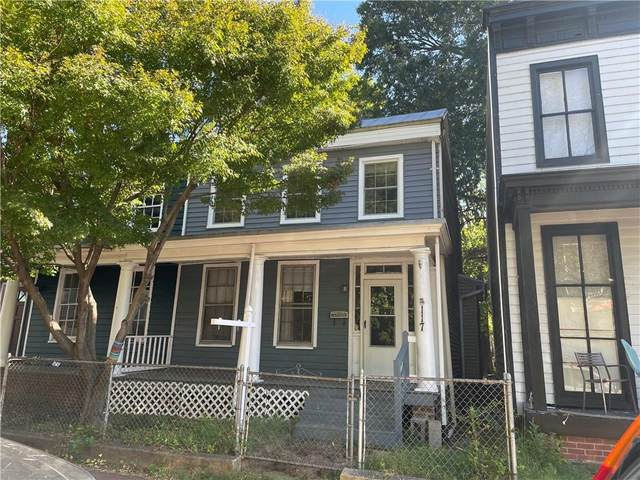 117 S Laurel Street, Richmond, VA 23220 (MLS #2126691) :: Treehouse Realty VA