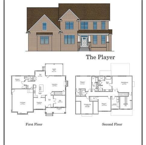 2805 Maple Lake Terrace, Powhatan, VA 23139 (MLS #2128818) :: Village Concepts Realty Group