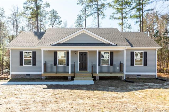 2204 Sara Ann Court, Aylett, VA 23009 (MLS #1820457) :: RE/MAX Action Real Estate
