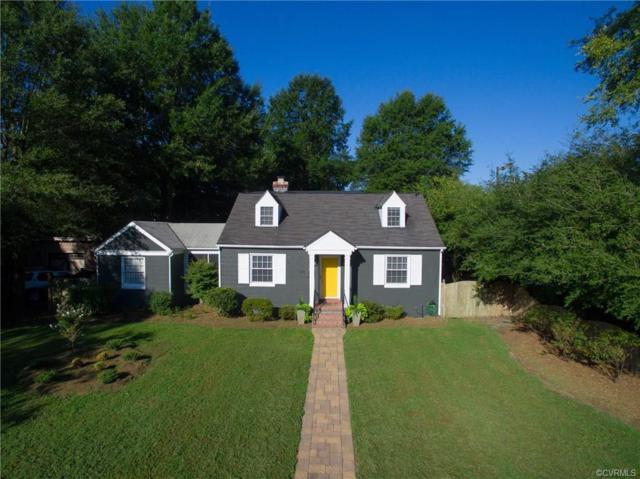 5016 E Seminary Avenue, Richmond, VA 23227 (MLS #1830359) :: Small & Associates