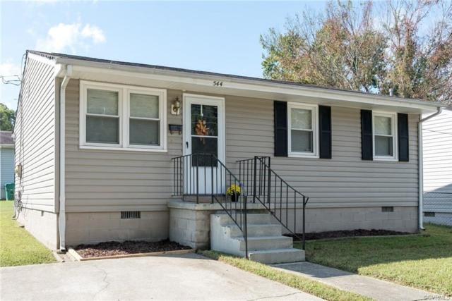 544 Reservoir Avenue, Petersburg, VA 23803 (#1834549) :: Abbitt Realty Co.