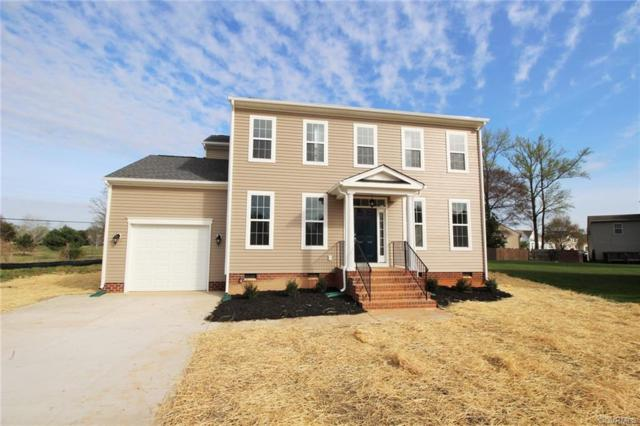 713 Stone Throw Court, Henrico, VA 23223 (MLS #1837326) :: RE/MAX Action Real Estate