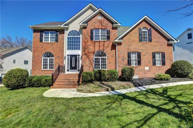 8206 Hampton Valley Drive, Chesterfield, VA 23832 (MLS #1907830) :: RE/MAX Action Real Estate