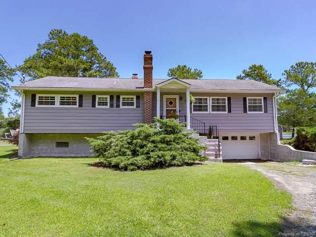 416 Borum Creek Road, Susan, VA 23163 (MLS #1921384) :: Small & Associates