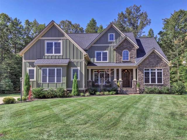 17577 Tree View Court, Moseley, VA 23120 (MLS #1928822) :: EXIT First Realty