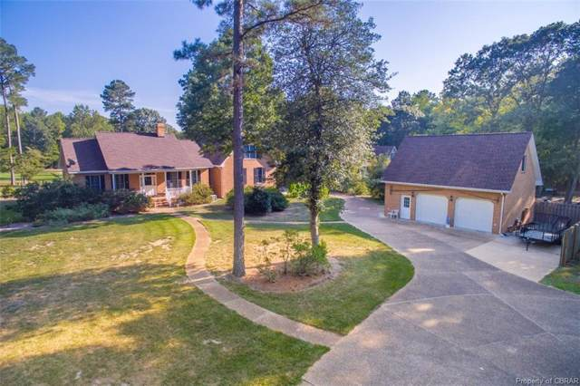 99 W Riverboat Lane, Hartfield, VA 23071 (MLS #1929535) :: EXIT First Realty