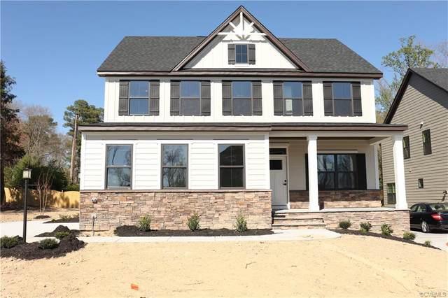 12352 Hepler Ridge Court, Glen Allen, VA 23059 (MLS #1930386) :: Small & Associates