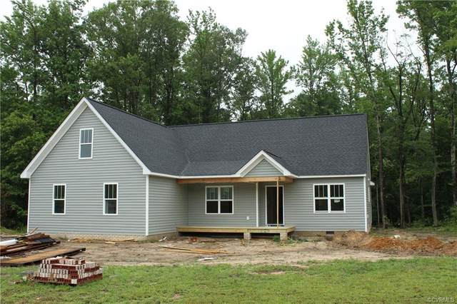 8580 Sparks Terrace, Quinton, VA 23141 (MLS #2010593) :: EXIT First Realty