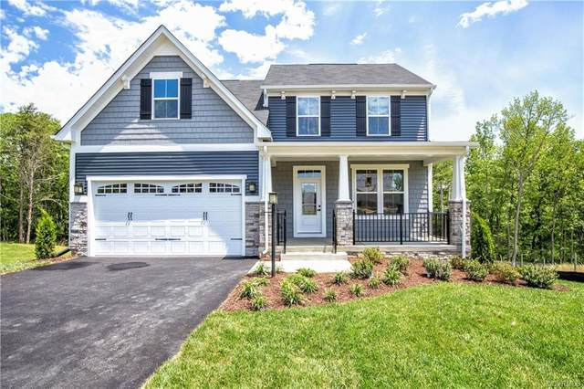 3632 Seaford Crossing Drive, Chesterfield, VA 23113 (MLS #2011936) :: The Redux Group