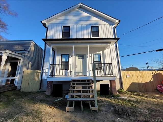 1715 N 29th Street, Richmond, VA 23223 (MLS #2034417) :: Small & Associates