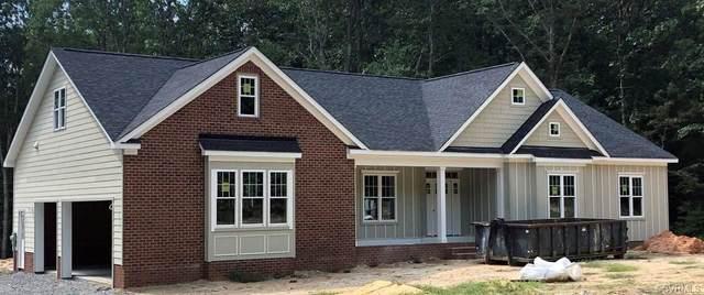 4661 Mcghee House Road, Mechanicsville, VA 23111 (MLS #2036782) :: The Redux Group
