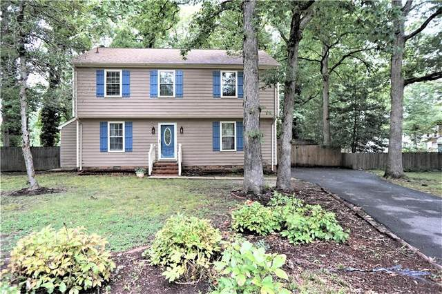 3503 Slate Court, Chesterfield, VA 23832 (MLS #2124955) :: Village Concepts Realty Group