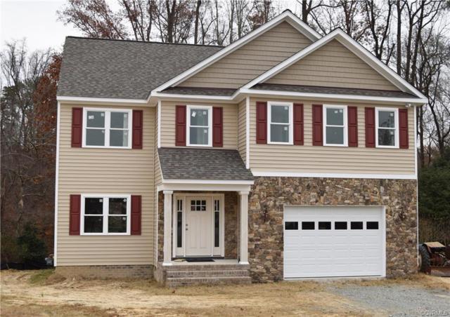 8032 Rose Hill Drive, Mechanicsville, VA 23111 (#1817993) :: Abbitt Realty Co.