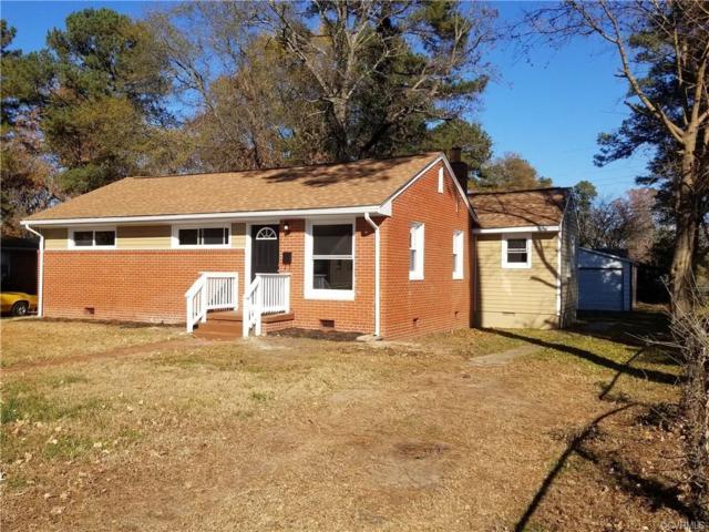 2135 Fort Rice Street, Petersburg, VA 23805 (#1838335) :: Abbitt Realty Co.