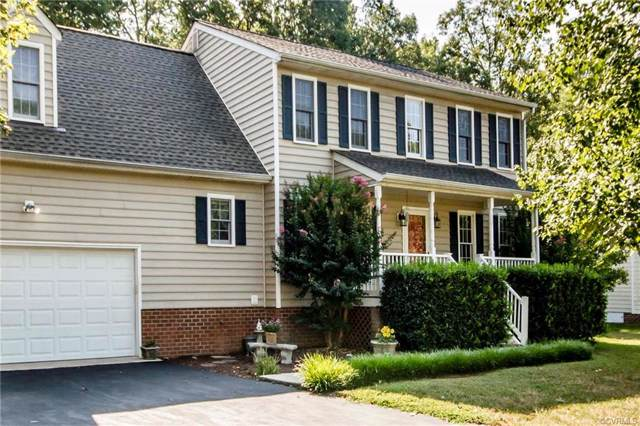5805 Meadowood Lane, North Chesterfield, VA 23237 (MLS #1921828) :: Small & Associates