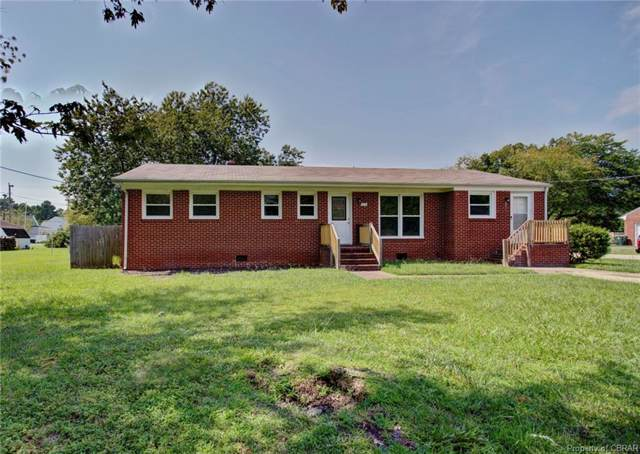 1631 Back Creek Road, Seaford, VA 23696 (MLS #1925558) :: EXIT First Realty