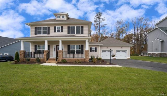 9945 Puddle Duck Lane, Mechanicsville, VA 23116 (#1812681) :: Abbitt Realty Co.