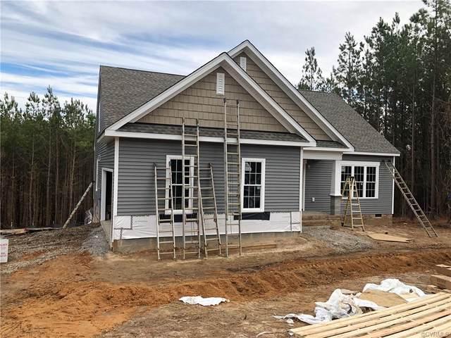6365 Piper Ridge Drive, Powhatan, VA 23139 (MLS #2013481) :: Treehouse Realty VA