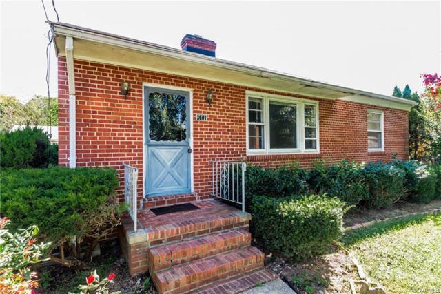 3607 Patsy Ann Drive, Richmond, VA 23234 (#1836713) :: Abbitt Realty Co.