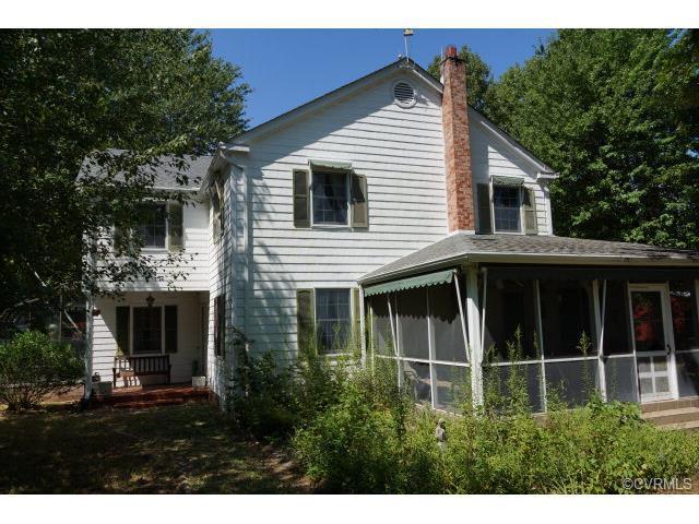 1935 Ocran Road, White Stone, VA 22578 (#119543) :: Abbitt Realty Co.