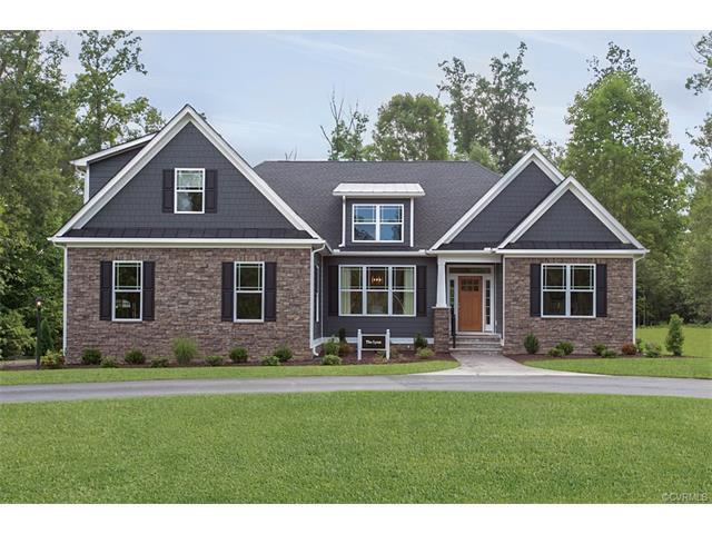 7028 Hill Meadows Court, Mechanicsville, VA 23116 (#1704163) :: Abbitt Realty Co.