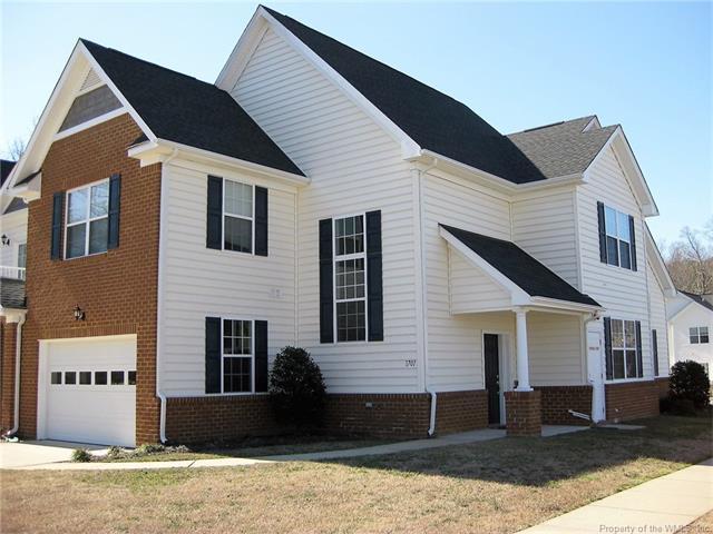 1701 Rustads Circle #1701, Williamsburg, VA 23188 (MLS #1706420) :: The Ryan Sanford Team